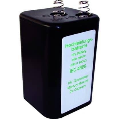 Trockenbatterie 6 V 7 Ah