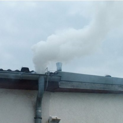 Nebel- und Rauchsimulator