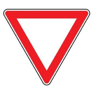 Vorfahrt gewähren - Verkehrszeichen nach StVO