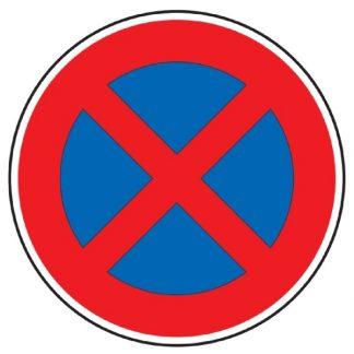 Halteverbot - Verkehrszeichen nach StVO