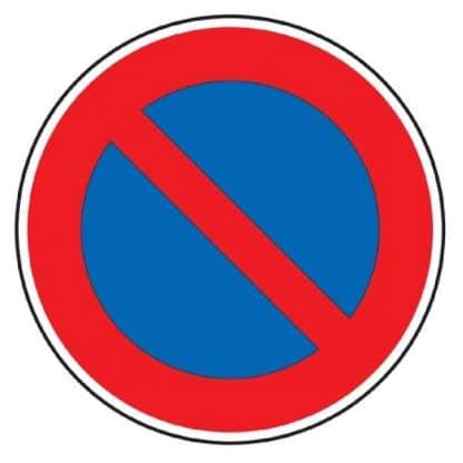 Eingeschränktes Halteverbot - Verkehrszeichen nach StVO